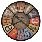 625-547 County Line Wall clock_product